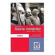 Memorator de istoria romanilor clasa a XII-a