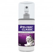 Feliway Classic Pheromone Spray 60 ml Cat 066098