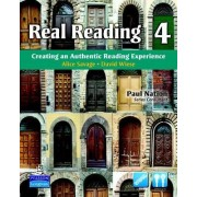 Real Reading 4 by Alice Savage