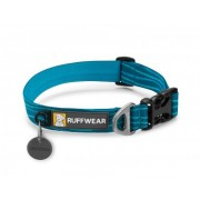 Collar para perro Ruffwear Hoopie Collar Pacífic Wave talla S