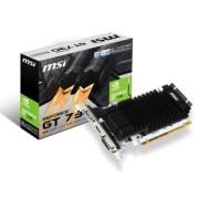 Placa Video MSI Nvidia GeForce GT 730 2GB DDR3
