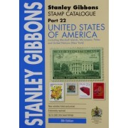 Stamp Catalogue: United States of America and Associated States (Also Covering United Nations (New York)) by Stanley Gibbons