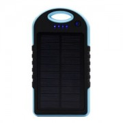 Solar Panel Charger - Blue