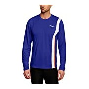 Brooks Men's Rev II Long Sleeve Running Top - Ultramarine/White, X-Large
