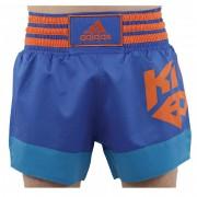 Adidas Kickboxing Short Blauw - M
