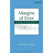 The Margins of Error by Duane Francis Alwin