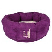 Cos Deschis Kitty Darling 50cm Violet/ Crem 36911