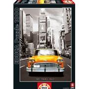 Educa - 14468 - Puzzle Classique - Taxi Nº1 - New York