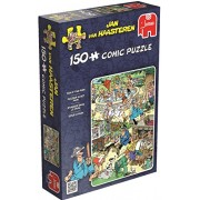 Jan Van Haasteren Fun At The Park Jigsaw Puzzle (150 Pezzi)