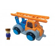 Jumbo Fire Truck with 1 Figurine by Viking Toys