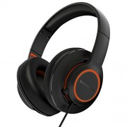 SteelSeries Siberia 150, Gaming Headset with Mic, RGB Illumination, Software Management, (PC / Mac) - Black