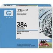 Тонер касета за Hewlett Packard 38A LJ 4200,4200dtn черен (Q1338A)