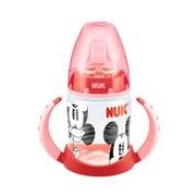Mickey & minnie biberão de aprendizagem 6-18meses vermelho 150ml - Nuk