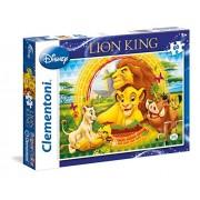 Clementoni - 26923.5 - Puzzle Super Color - 60 Pièces - Le Roi Lion