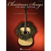 Christmas Songs for Easy Guitar by Hal Leonard Corp