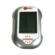 2006 Techno Source Sudoku Illuminated LCD Touch Screen Hand-Held Game Unit (White Stylus Pen touches