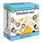 Emotion-oes Board Game by Carson-Dellosa