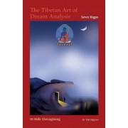 The Tibetan Art of Dream Analysis by Nida Chenagtsang