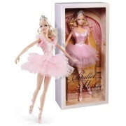 """Ballet Wishes Barbie ~12"""" Doll: For Your Little Ballerina Barbie Collector Series by Mattel"""