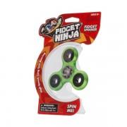 Fidget Ninja Spinner, zöld
