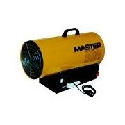 MASTER Hordozható PB gázos fűtőberendezés BLP 53ET