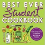 Best Ever Student Cookbook by Sally Hartland