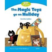 Magic Toys on Holiday: Level 1 by Caroline Laidlaw