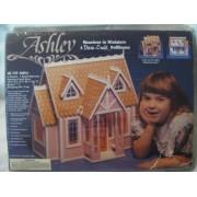 Ashley Mansions In Miniature A Dura-Craft Dollhouse AH 130