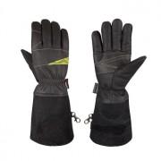 Manžetové kožené rukavice Dakota