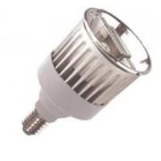 > Lampada led riflettore PAR16 E14 7W 230V 2800k