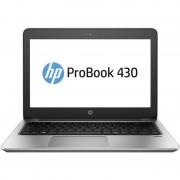 Laptop HP ProBook 430 G4 13.3 inch HD Intel Core i7-7500U 8GB DDR4 256GB SSD FPR Silver