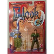 Hook Air Attack Flying Peter Pan Action Figure