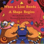 When a Line Bends ...a Shape Begins by Rhonda Greene