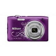 """Nikon COOLPIX A100 Cámara digital (Sepia, Batería, Cámara compacta, 1/2.3"""", 4,6 23 mm, Auto)"""