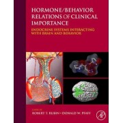 Hormone/Behavior Relations of Clinical Importance by Robert H. Rubin