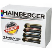 4 x Hainberger - Tóner para Brother TN-230 DCP-9010 Brother DCP 9010 CN HL 3040 CN, HL 3070 CW, MFC-9120 CN y MFC-9320 CW