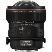 Obiectiv Foto Canon EF TS-E 17mm f4.0 L Tilt and Shift