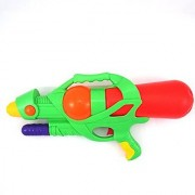 Water Gun Large Water Squirt Gun Pump Action Durable Plastic Blue And Green Colors May Vary