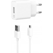 Incarcator retea rapid Sony UCH10, MicroUSB, 1.8A (Alb)