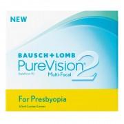 PureVision 2 Pentru Prezbitism 6 buc.
