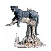 Статуэтка Леопард на дереве