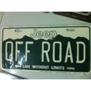 Jeep OffRoad - Live Without Limits