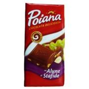 Ciocolata Poiana Alune si Stafide