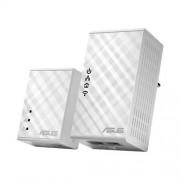 Адаптер Asus PL-N12 KIT, Wireless N300 Range Extender / Access Point / Media Bridge, 802.11 b/g/n, 300Mbps
