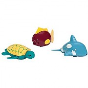 Battat Wind Up Tubbies (Dolphin Turtle and Fish)