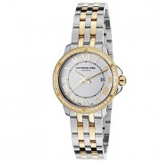Raymond Weil Tango MOP Dial Two Tone Women's Watch 5391-SPS-00995