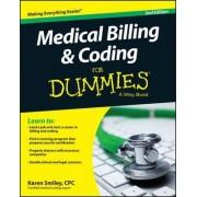 Medical Billing & Coding For Dummies by Karen Smiley