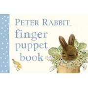 Peter Rabbit Finger Puppet Book by Beatrix Potter