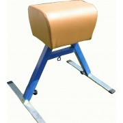 Capra pentru gimnastica/ tapitata cu piele sintetica