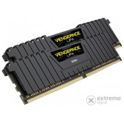 Memorie Corsair Vengeance LPX Black 16GB DDR4 Kit 2x8GB 2666MHz (CMK16GX4M2A2666C16, C16)